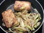 Foie de tofu