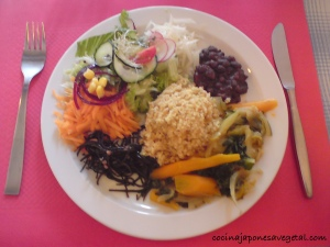 Plato vegetal Miquetes Màgiques