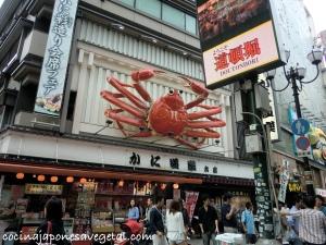 Osaka kanidoraku