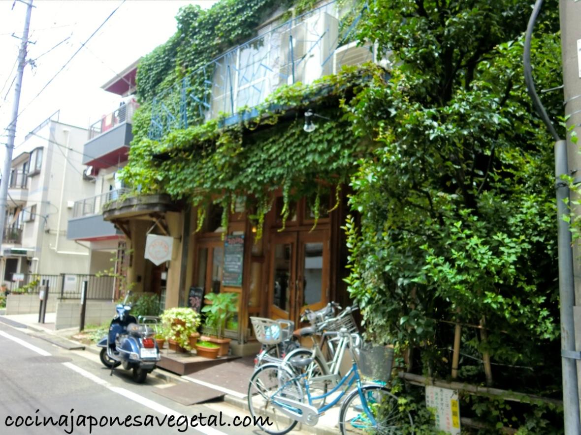 Restaurante de tsubu-tsubu