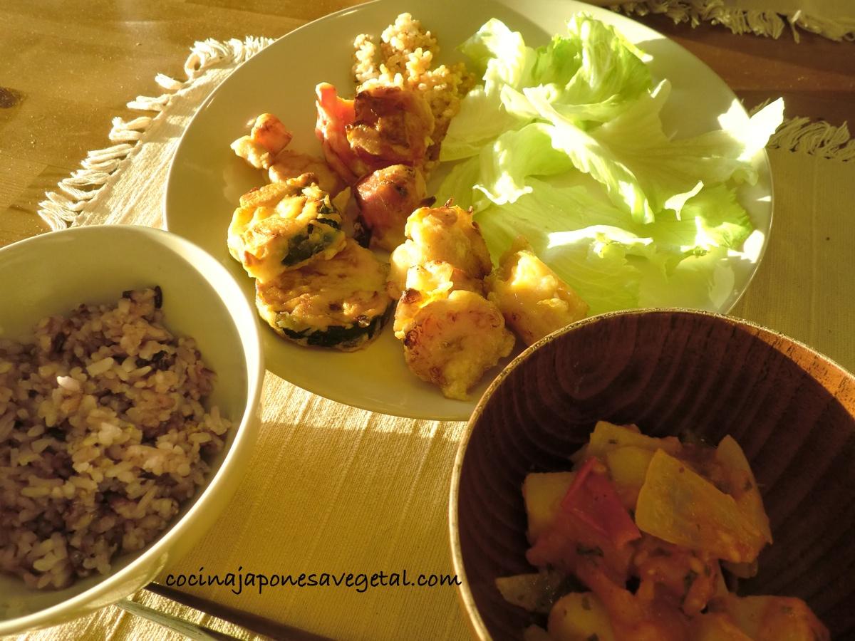 Cocinar sin sal un experimento raro de un d a comer - Cenas sin cocinar ...