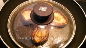 Shiitake en sarten
